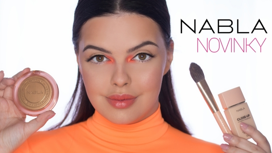 Test noviniek Nabla | Nabla Close-up Vol. 2