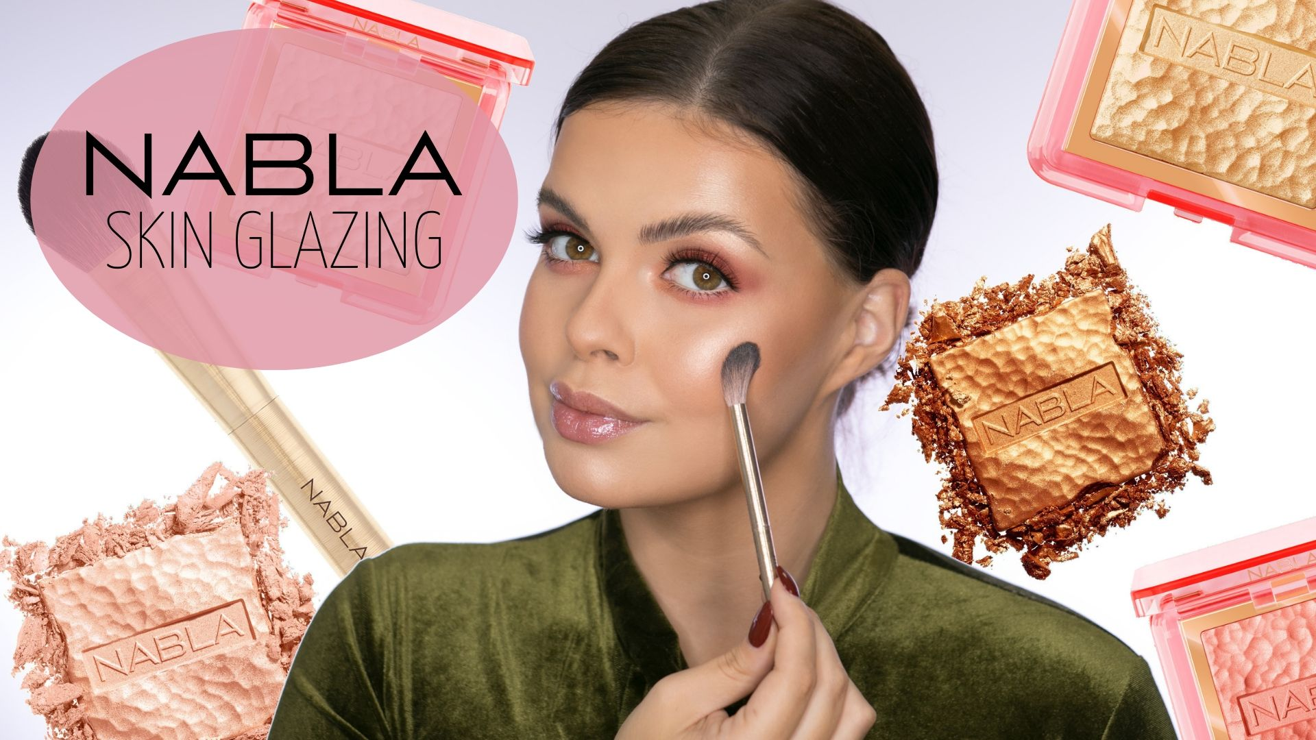 NOVINKA Nabla Skin Glazing Collection