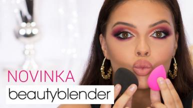 Beauty Blender I NOVINKA