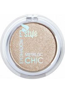 E Style EYESHADOW METALLIC CHIC