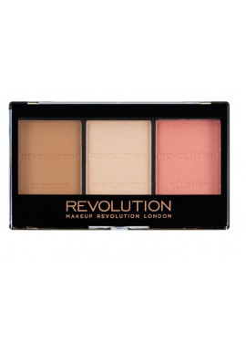 Makeup Revolution Contour Kit Ultra Brightening 11g