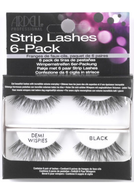 Ardell - 6 pack Demi Wispies 6 párov
