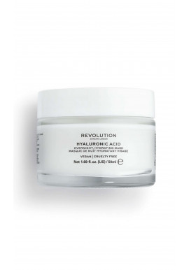 Revolution Skincare Face Mask - Hyaluronic Acid Overnight Hydrating Face Mask