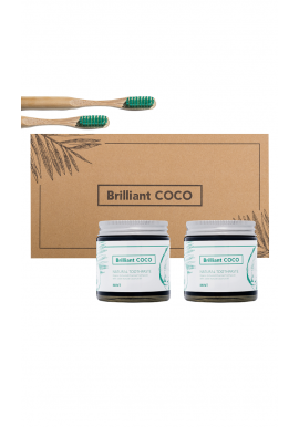 Brilliantcoco Set Zero Waste