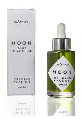 Soma Botanicals Face Oil Moon Calming 30ml