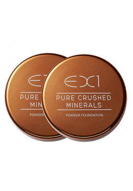 EX1 Pure Crushed Mineral Foundation Duo