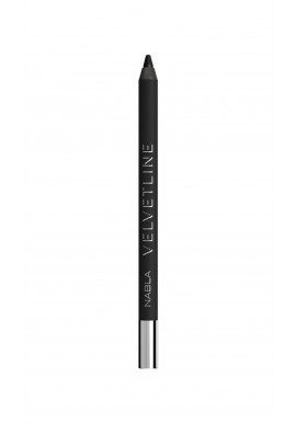 NABLA EYE PENCIL VELVETLINE LONG-WEAR MATTE - BOMBAY BLACK 1,2g