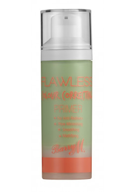 BarryM Colour Correcting Flawless Primer Green