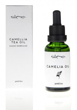 Soma Botanicals Face Camelia Oil 30ml