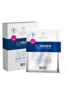 Larens BIO Renew Tissue Face Mask 4x25g