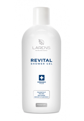 Larens Revital Shower Gel, 200ml
