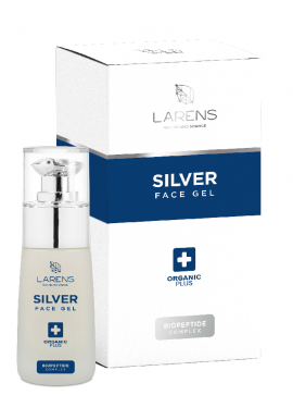 Larens Silver Face Gel 50ml