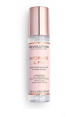 Makeup Revolution Fixing Spray Hydrate & Fix 100ml