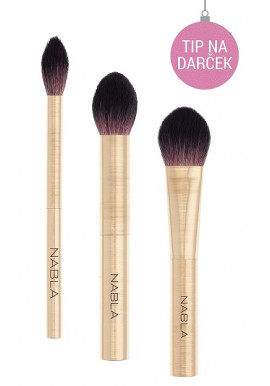 Nabla Combo Face Brushes II.