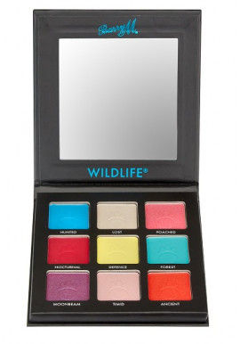BarryM Eyeshadow Palette Wildlife Pangolin