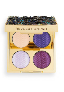 Revolution Pro Ultimate Eye Look Palette Hidden Jewels 3,2g