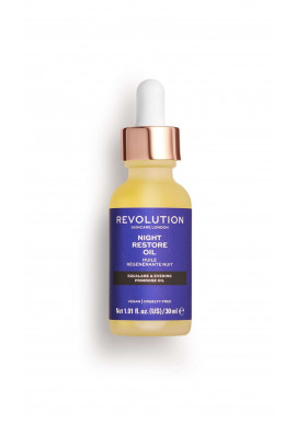 Revolution Skincare Oil - Night Restore Oil