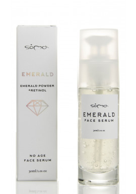 Soma Botanicals Face Serum Emerald 30ml