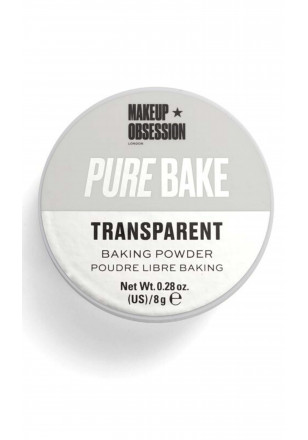 Makeup Obsession Baking Powder - Transparent