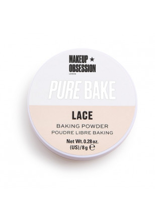 Makeup Obsession Baking Powder Pure Bake Lace