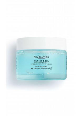 Revolution Skincare Face Mask - Warming Gel Moisturising Face Mask