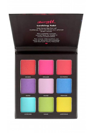 BarryM Eyeshadow Palette Neon Brights