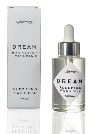 Soma Botanicals Face Oil Dream Sleeping Magnezium + Vit. C 30ml
