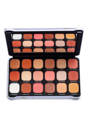 Makeup Revolution Eyeshadow Palette Forever Flawless Decadent