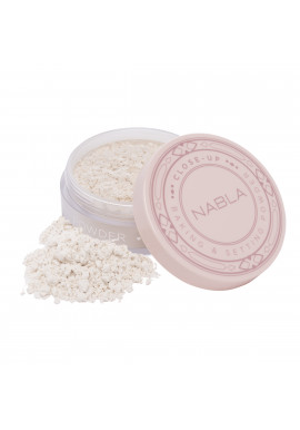 NABLA Close-Up Baking & Setting Powder - Trancsluscent