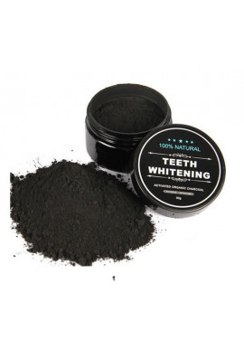 Eva Cosmetics Charcoal Teeth Whitening 30g
