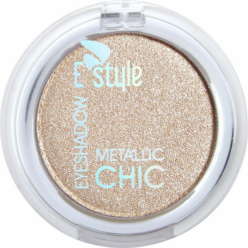 E Style EYESHADOW METALLIC CHIC-03 PIROUETTE
