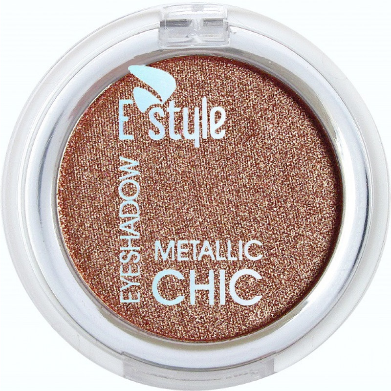 E Style EYESHADOW METALLIC CHIC-06 DAISY