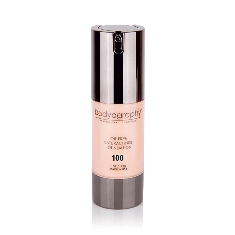 Bodyography NATURAL FINISH FOUNDATION-100