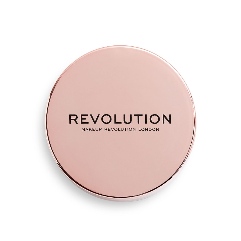 Makeup Revolution Conceal & Fix Setting Powder 13g-MEDIUM BEIGE