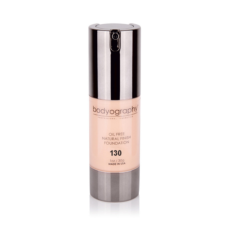 Bodyography NATURAL FINISH FOUNDATION-130