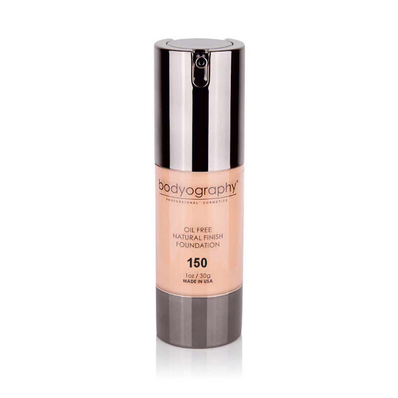Bodyography NATURAL FINISH FOUNDATION-150