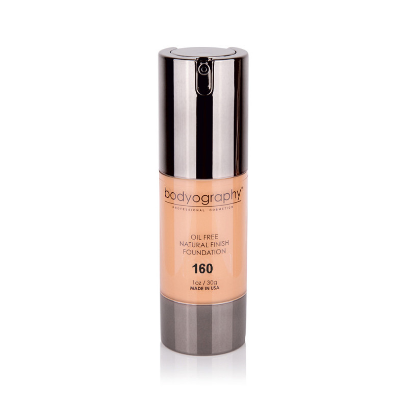 Bodyography NATURAL FINISH FOUNDATION-160