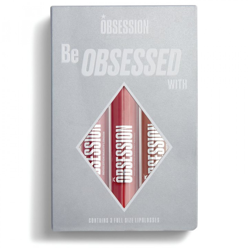 Makeup Obsession Lip Gloss Collection Be Obsessed With