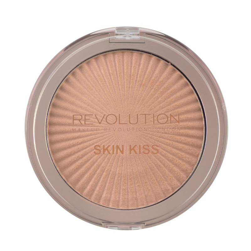 Makeup Revolution Sun Kiss Higlighter 14g-ROSE GOLD