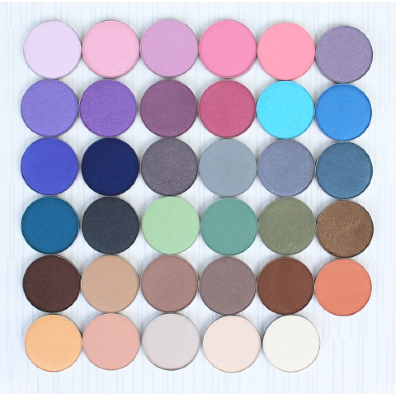 E style EYESHADOWS REFILL 26 mm -16 GRAY DOVE