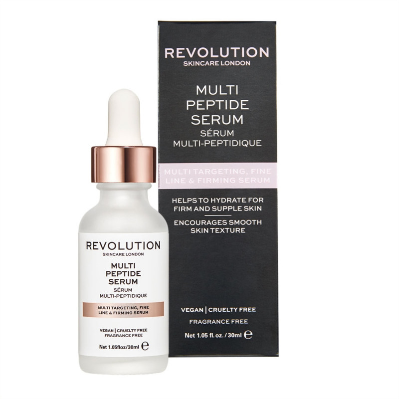 Revolution Skincare Serum Multi Targeting & Firming Serum – Multi Peptide Serum