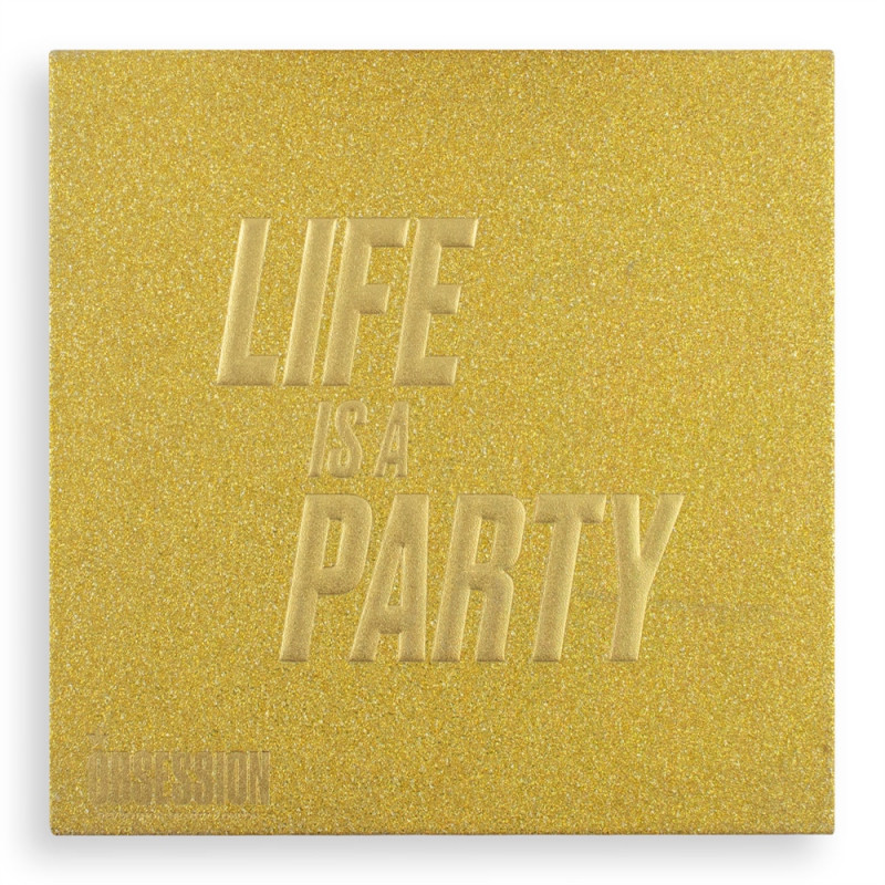 Makeup Obsession Eyeshadow Palette Life Is A Party