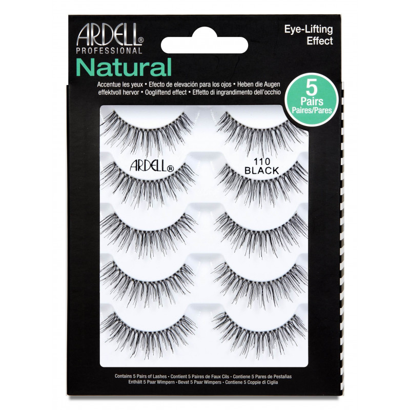 Ardell Natural Lashes 5-pack 110 (68981)