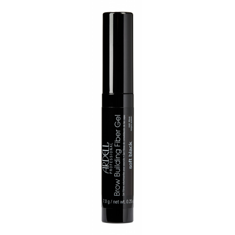 ARDELL Brow Building Fiber Gel-SOFT BLACK