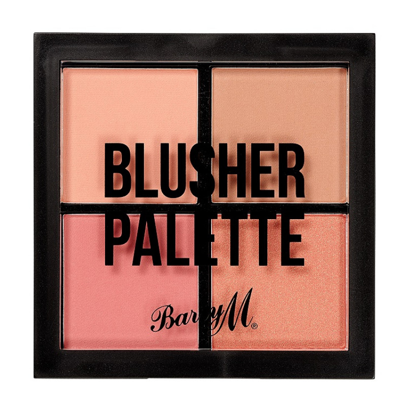 BarryM Blusher Quad Palette