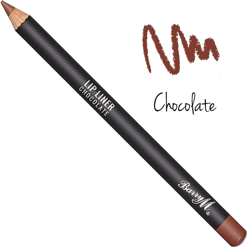 BarryM Lip Liner -Chocolate