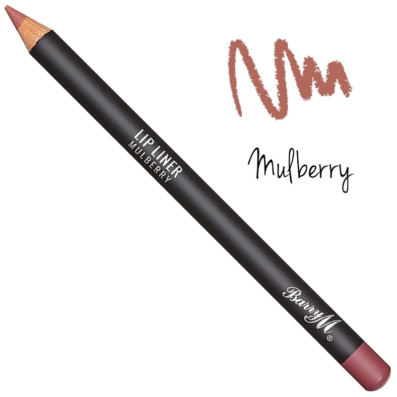 BarryM Lip Liner -Mulberry
