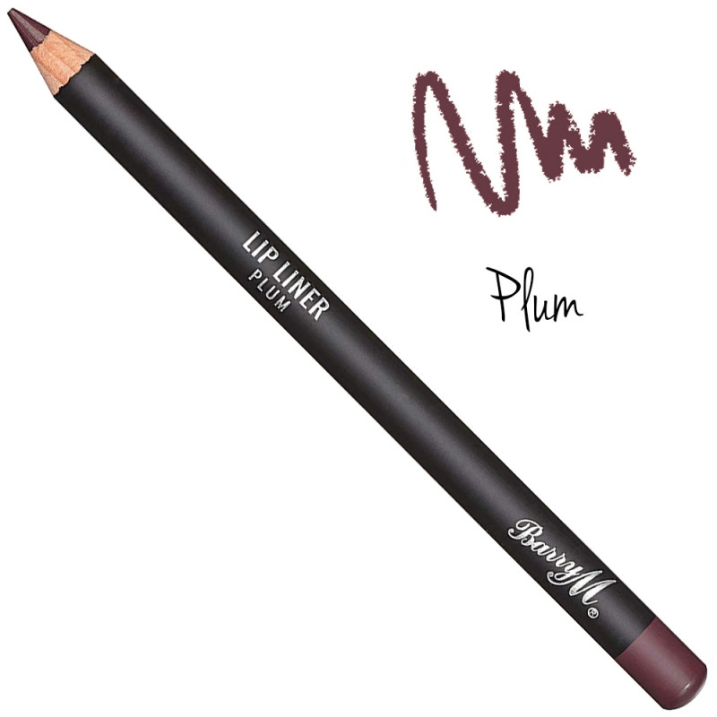 BarryM Lip Liner -Plum