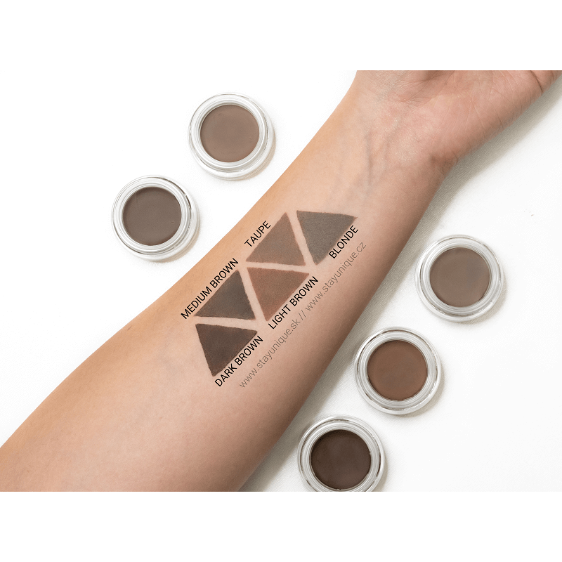 Makeup Obsession Brow Pomade-swatches Stayunique