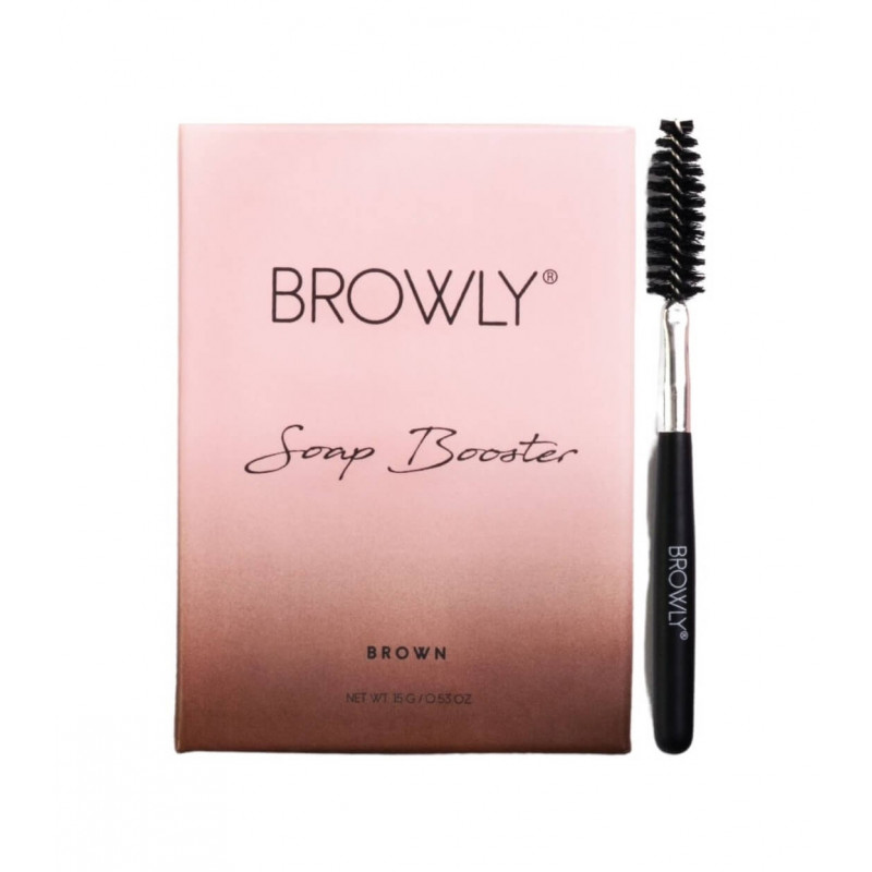 Browly Soap Booster – Brown 15g